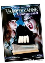 Pack colmillos de vampiro
