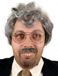 Dentadura graciosa con cola