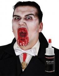 Frasco de gel sangre falsa 30 ml