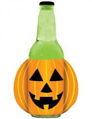 Porta botellas Halloween