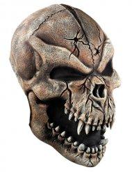 Máscara cráneo monstruoso adulto