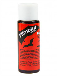 Sangre artificial rojo oscuro Premium 20 ml Halloween