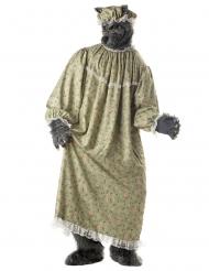 Disfraz Abuela Lobo adulto