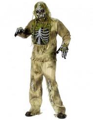 Disfraz de cuerpo descompuesto Halloween adulto