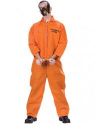 Disfraz de prisionero caníbal hombre Halloween