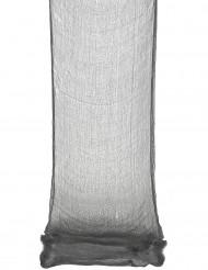 Telaraña negra para decoración Halloween 300 x 75 cm