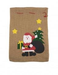 Bolsa Papá Noel 50 x 35 cm