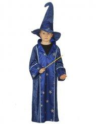 Disfraz brujo mago niño