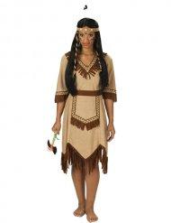 Disfraz india Apache mujer