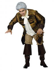 Disfraz vampiro barroco hombre