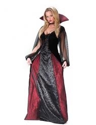Disfraz de vampiro gótico para mujer