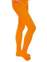 Pantys naranjas niño
