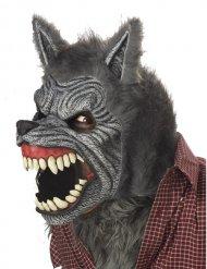 Máscara articulada hombre lobo ani-motion™ adulto