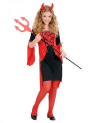 Disfraz diablesa del infierno niña Halloween