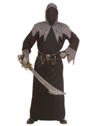 Disfraz segador demoníaco niño Halloween