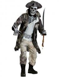 Disfraz pirata fantasma Halloween hombre