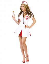 Disfraz enfermera mujer sexy