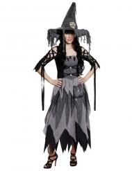 Vestido de bruja clásico Halloween