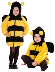 Disfraz abeja de peluche para bebé
