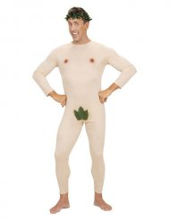 Disfraz hombre desnudo adulto