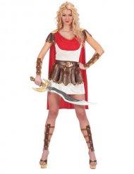 Disfraz gladiador romano mujer