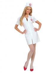 Disfraz enfermera sexy para mujer