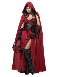 Disfraz caperucita roja maléfica Halloween
