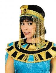 Cofia de Cleopatra dorada