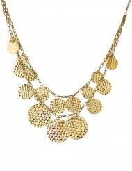 Collar oriental mujer oro