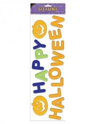 Pegatinas gel Happy Halloween