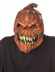 Máscara articulada calabaza terror ani-motion™ adulto