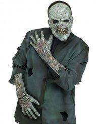 Guantes brazo de zombie