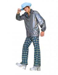 Disfraz disco seventies hombre