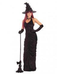 Disfraz bruja negra sexy
