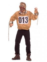 Disfraz de zombie prisionero