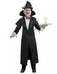 Disfraz vampiro negro y blanco hombre
