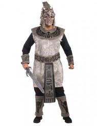 Disfraz guerrero zombie egipto hombre