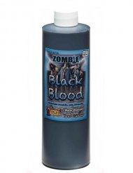 Botella de sangre Halloween negro 470 ml negro