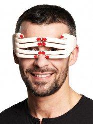 Gafas humorísticas forma de manos adulto