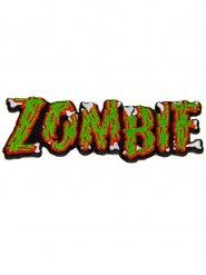 Patch gótico zombie