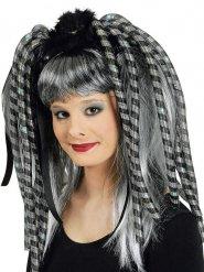 Extensiones pelo gris para mujer