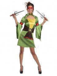 Disfraz tortuga ninja mujer