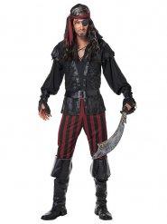 Disfraz de pirata maléfico para hombre