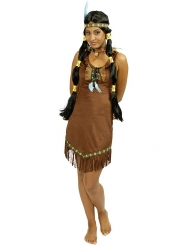 Disfraz india de la pradera mujer