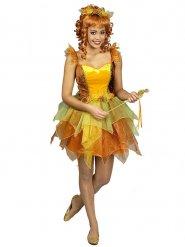 Disfraz hada del otoño mujer
