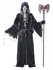 Disfraz de segador terrifiante hombre Halloween