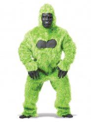 Disfraz de traje gorilahombre