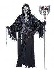 Disfraz de segador de la muerte Halloween