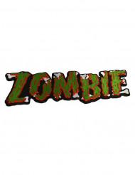 Parche para ropa XL Zombie 24 cm