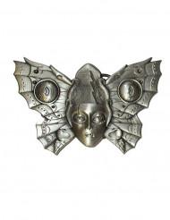 Hebilla cinturón gótico